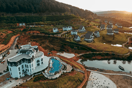 Dalat wonder resort ở đâu